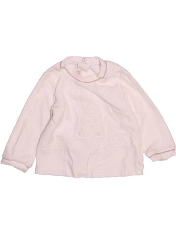 Pull unisexe MAYORAL rose 3 mois hiver #1472979_1