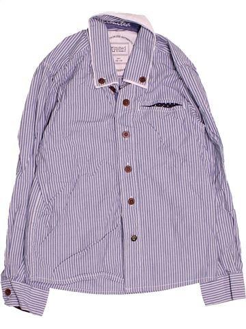 Chemise manches longues garçon NAME IT violet 6 ans hiver #1473263_1