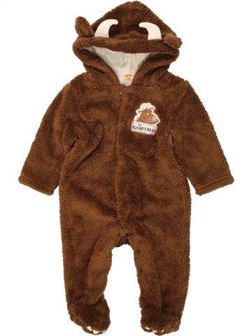Robe de chambre garçon DEBENHAMS marron 6 mois hiver #1473820_1