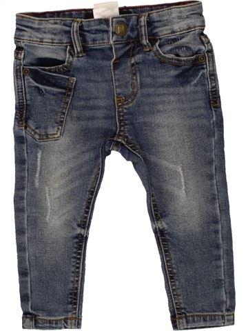 Pantalon garçon URBAN RASCALS gris 12 mois hiver #1475126_1
