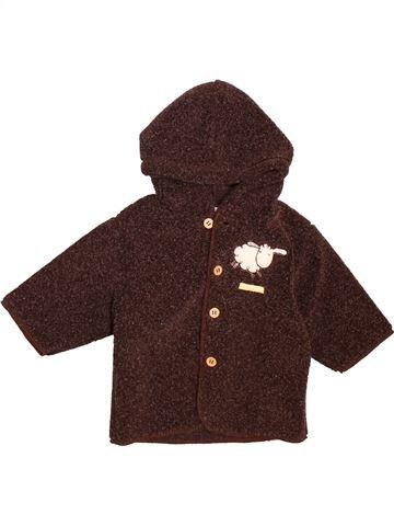 Veste garçon SUCRE D'ORGE marron 12 mois hiver #1475140_1