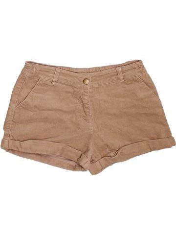 Short-Bermudas niña I LOVE GIRLSWEAR marrón 11 años invierno #1475260_1