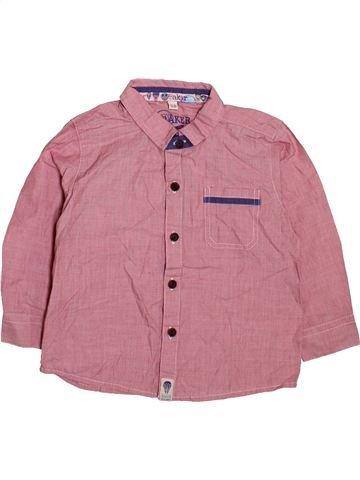 Camisa de manga larga niño TED BAKER rosa 18 meses invierno #1476238_1