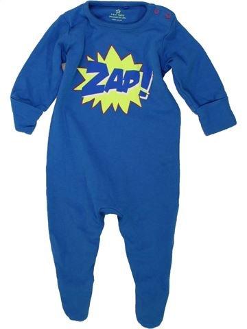 Pijama de 1 pieza niño NEXT azul 3 meses verano #1476368_1
