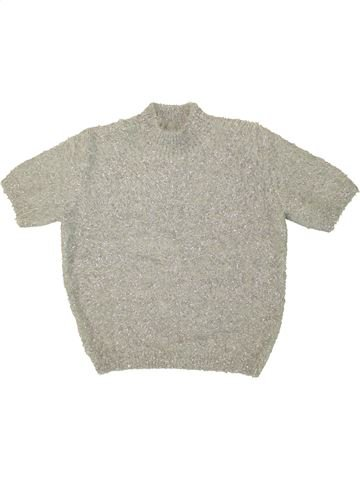 Pull fille CANDY COUTURE gris 14 ans hiver #1476515_1