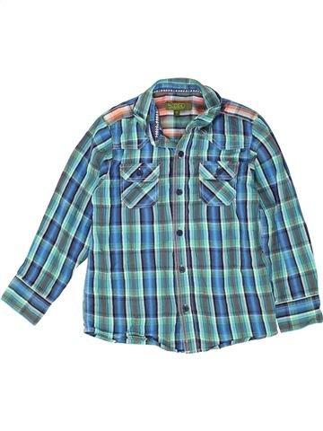Chemise manches longues garçon TED BAKER bleu 7 ans hiver #1476978_1