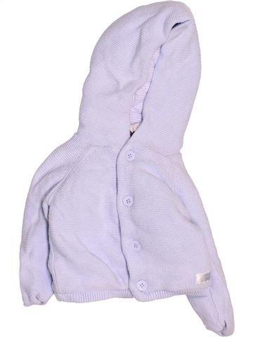 Chaqueta niño JASPER CONRAN violeta 6 meses invierno #1477418_1