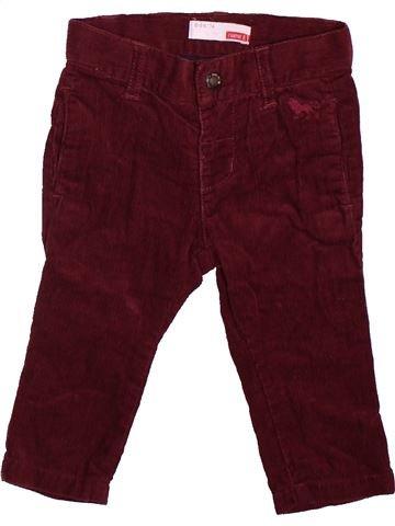 Pantalon garçon NAME IT marron 9 mois hiver #1478161_1