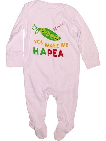 Pijama de 1 pieza niño LADYBIRD rosa 6 meses verano #1478644_1