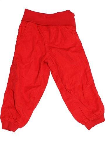 Pantalón niña LUPILU rojo 3 años invierno #1479501_1