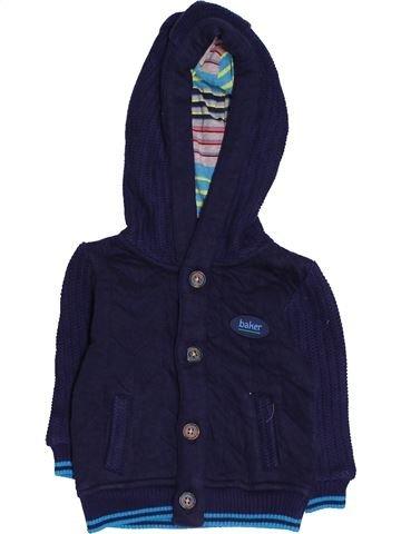 Gilet garçon TED BAKER bleu 3 mois hiver #1479586_1