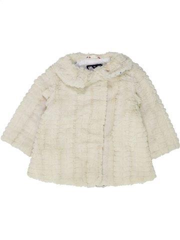 Chaqueta niña DEBENHAMS blanco 18 meses invierno #1479667_1