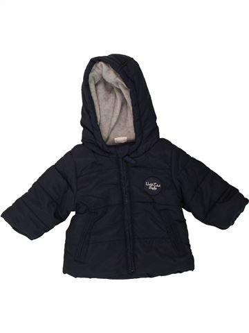 Abrigo niño F&F negro 1 mes invierno #1479737_1