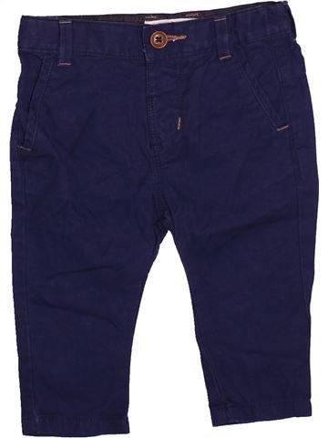Pantalon garçon ZARA bleu 6 mois hiver #1479816_1