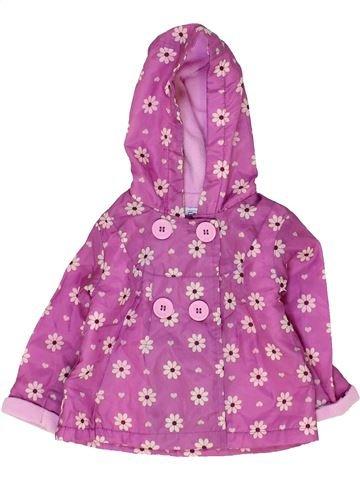 Parka - Trench fille F&F violet 3 mois été #1480189_1