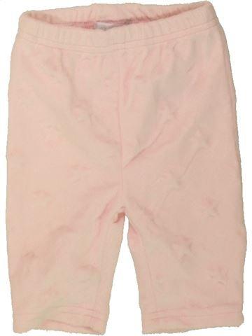 Pantalon fille ZIP ZAP rose 1 mois hiver #1480812_1