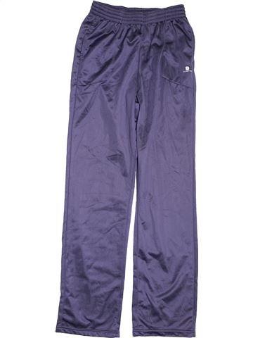 Sportswear fille DOMYOS bleu 14 ans hiver #1481138_1