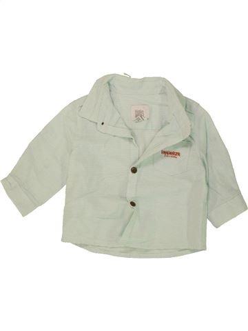 Chemise manches longues garçon JOHN ROCHA gris 3 mois hiver #1481278_1