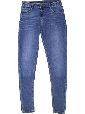 Jean fille CANDY COUTURE bleu 15 ans hiver #1481409_1