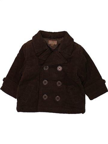 Veste garçon MINI CLUB marron 3 mois hiver #1481754_1