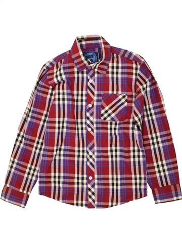 Camisa de manga larga niño BLUEZOO violeta 11 años invierno #1481987_1