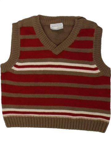 jersey niño CHEROKEE marrón 6 meses invierno #1482009_1