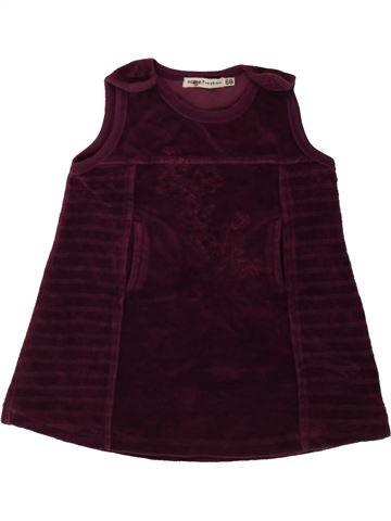 Vestido niña NAME IT marrón 6 meses invierno #1482685_1