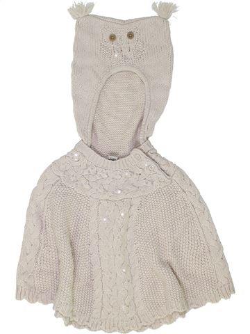 Capa niña TU blanco 3 años invierno #1483521_1