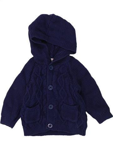 Chaleco niño LADYBIRD violeta 6 meses invierno #1483569_1