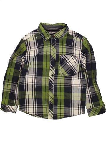 Camisa de manga larga niño PEP&CO verde 5 años invierno #1483604_1