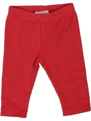 Legging fille MAYORAL rouge 6 mois hiver #1484111_1