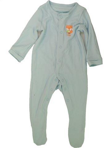 Pijama de 1 pieza niño PEP&CO gris 6 meses verano #1484428_1