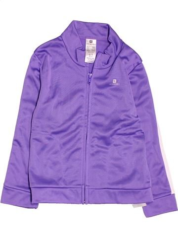 Sportswear fille DOMYOS violet 3 ans hiver #1485084_1