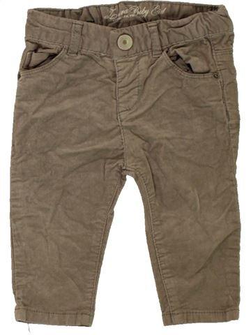 Pantalón niña ZARA marrón 6 meses invierno #1485925_1