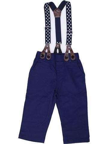 Pantalon garçon SANS MARQUE bleu 12 mois hiver #1485975_1