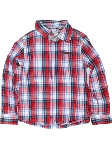 Camisa de manga larga niño M&CO violeta 7 años invierno #1485983_1