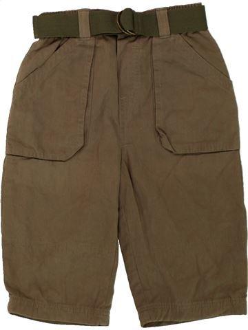 Pantalon garçon LADYBIRD marron 12 mois hiver #1486027_1