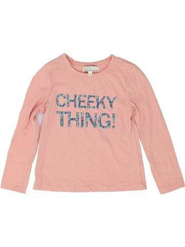 Camiseta de manga larga niña BHS rosa 4 años invierno #1486180_1