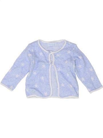 Chaleco niña MAYORAL azul 6 meses invierno #1486245_1