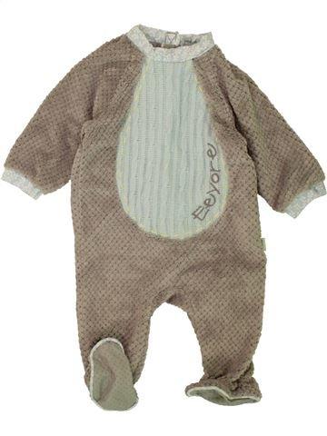 Bata niño DISNEY gris 6 meses invierno #1486546_1