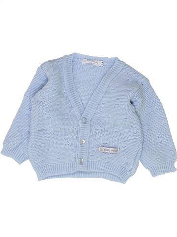 Gilet garçon MAMAS & PAPAS bleu 3 mois hiver #1486575_1