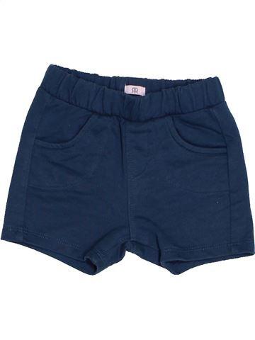 Short - Bermuda garçon LA REDOUTE bleu 6 mois été #1486735_1