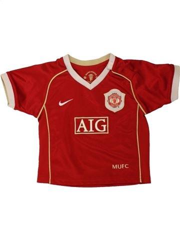 Camiseta deportivas niño NIKE rojo 12 meses verano #1486832_1