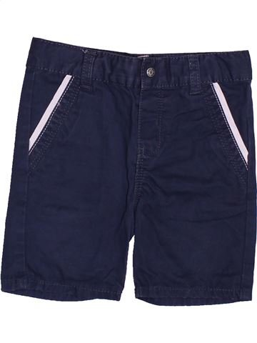 Short - Bermuda garçon OBAIBI bleu 12 mois été #1486999_1