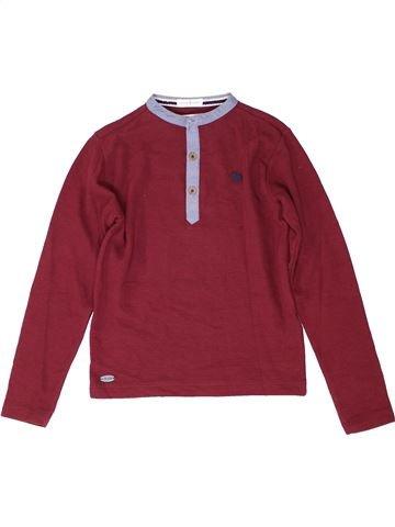 T-shirt manches longues garçon JASPER CONRAN violet 5 ans hiver #1487204_1