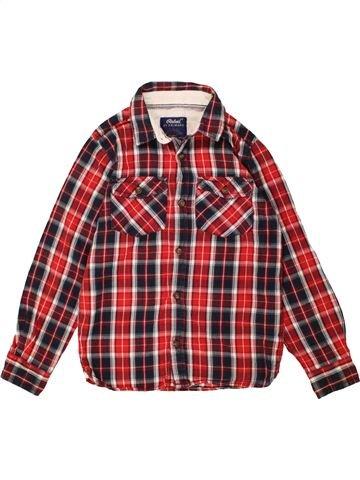 Camisa de manga larga niño PRIMARK marrón 9 años invierno #1487636_1