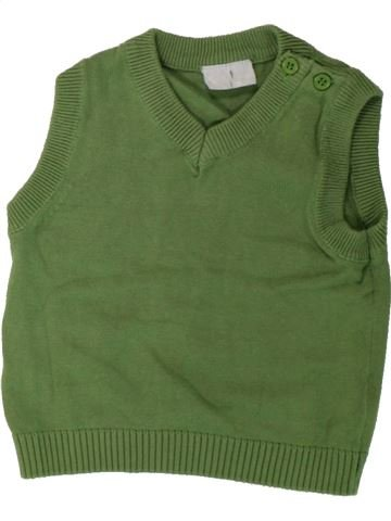 jersey niño CHEROKEE verde 6 meses invierno #1487823_1