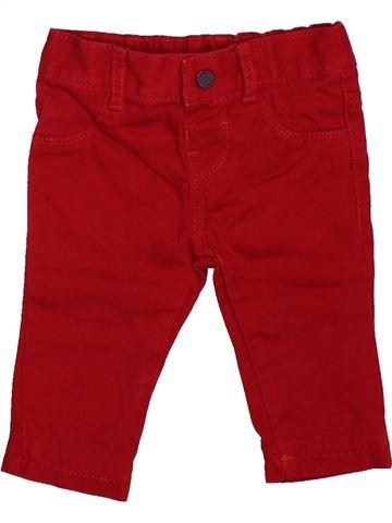Pantalon garçon JASPER CONRAN rouge 3 mois hiver #1487852_1