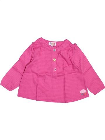 Blusa de manga larga niña LA COMPAGNIE DES PETITS rosa 18 meses invierno #1488019_1