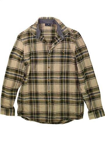 Chemise manches longues garçon NEXT gris 13 ans hiver #1488485_1